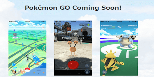 Pokemon Go Is Now Live On Android And iOS Platforms