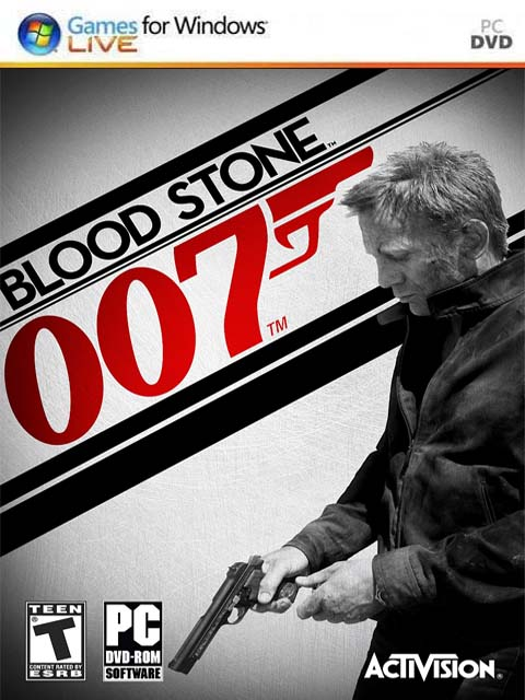 تحميل لعبة James Bond 007 Blood Stone برابط مباشر + تورنت