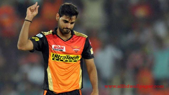 Bhuvneshwar Kumar Bowling Photos