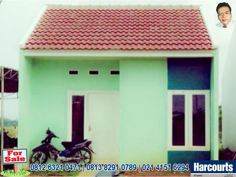 Rumah Subsidi Villa Gading Harapan 5 Bekasi