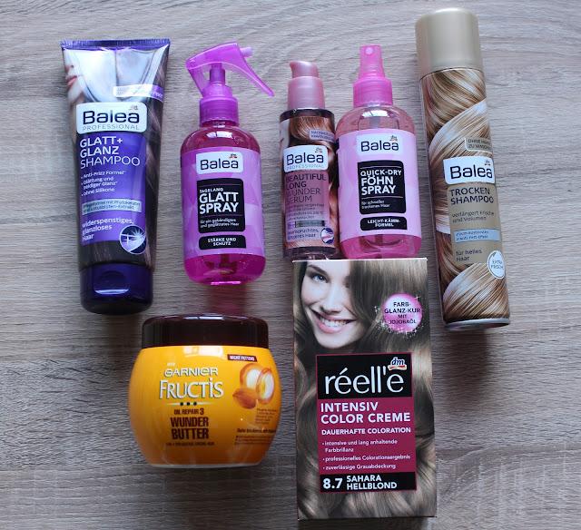 Shampoo, serum, kleuring, masker en verzorging