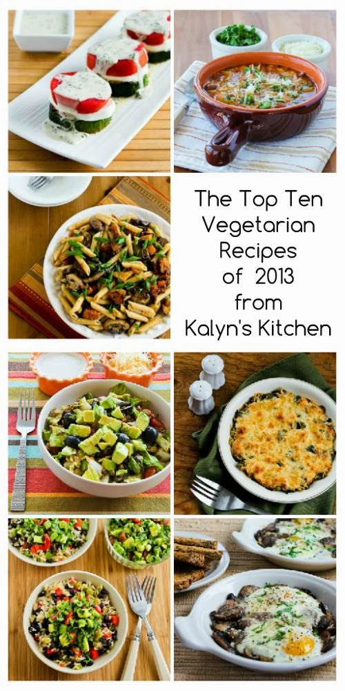 Kalyn's Kitchen®: The Top Ten Vegetarian Recipes Of 2013