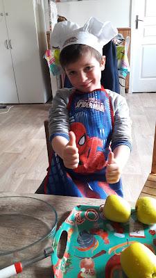 les enfants en cuisine recettes faciles à réaliser à quatre mains