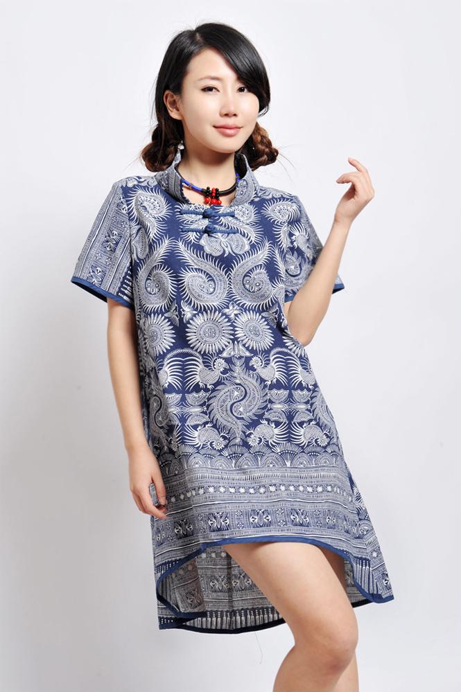40+ Model Dress Batik Pesta Untuk Remaja Modern Terbaru ...  Model Dress Batik Pesta