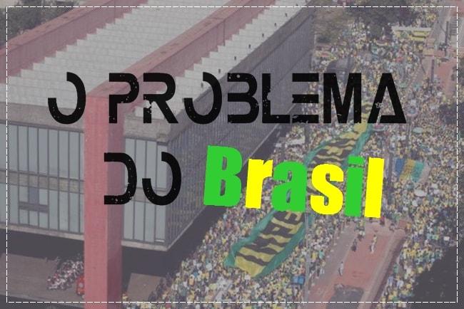 política no brasil é falha