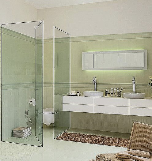 Simple Bathroom Designs - Awesome Small Bathroom Designs