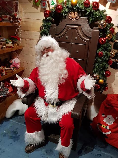 Mirabilandia Christmas Time 2018 Babbo Natale