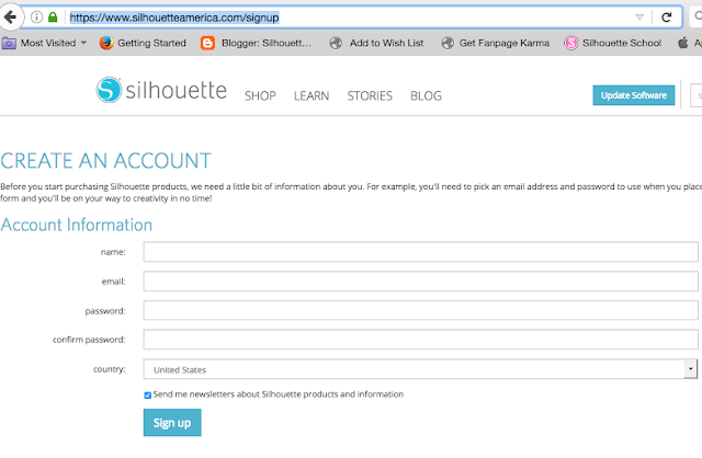 silhouette studio, silhouette account, silhouette design store account, silhouette log in, silhouette america account, silhouette cloud account