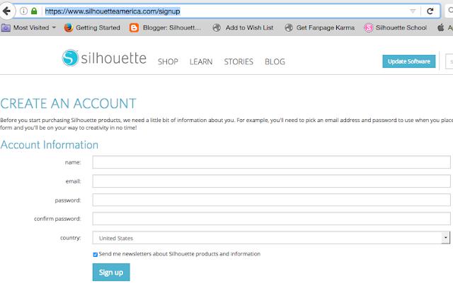 silhouette studio, silhouette account, silhouette design store account, silhouette log in, silhouette america account, silhouette cloud account
