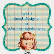 April Guest Designer At