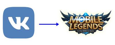 Cara Daftar Akun VK untuk Mobile Legends