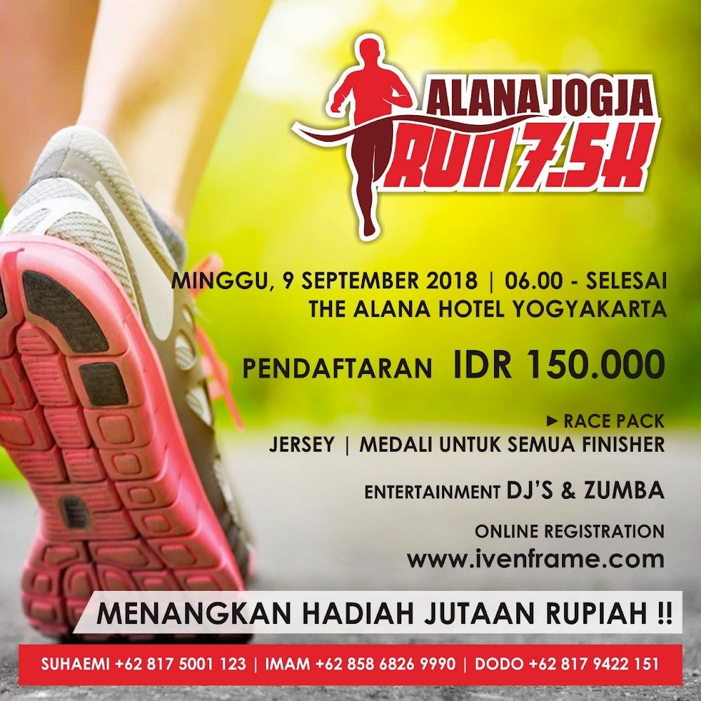 Alana Jogja Run • 2018
