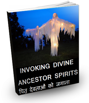 INVOKING divine ancestor spirits