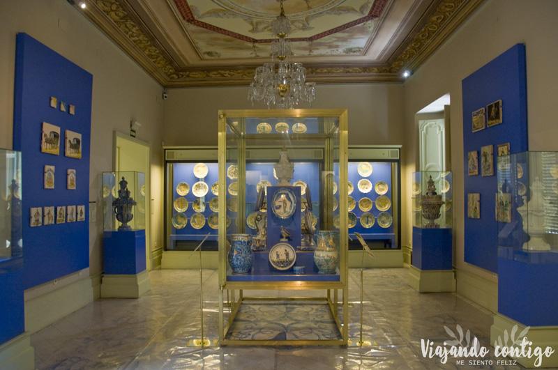 Museos de Valencia: Palacio del Marqués de Dos Aguas - Museo Nacional de Cerá...
