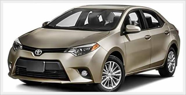 2017 Toyota Corolla LE Eco Premium Review Malaysia