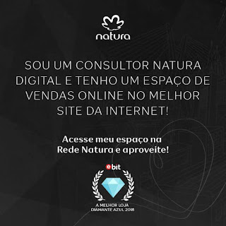 Qual é o Link (URL) do Consultor Natura Digital