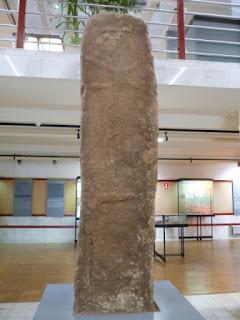 Menhir de Villar del Ala