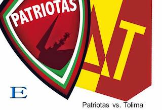 Patriotas venció al Tolima y se mantiene en la lucha por un cupo