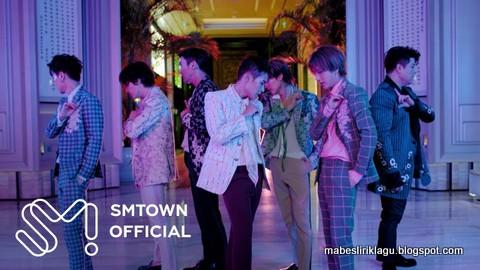 Super Junior - One More Time Lirik