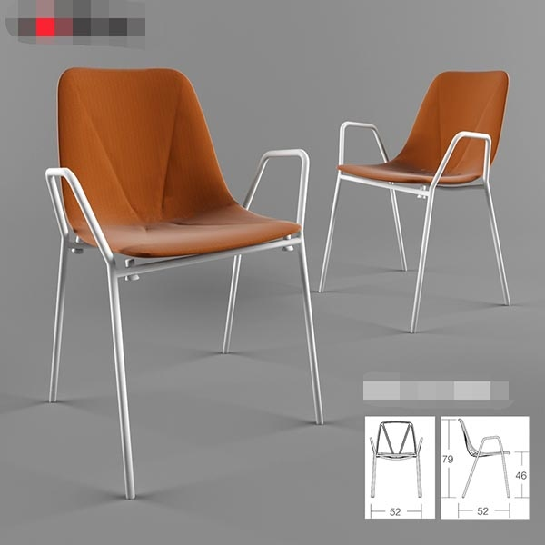 3d Comfortable chair model free 3ds max