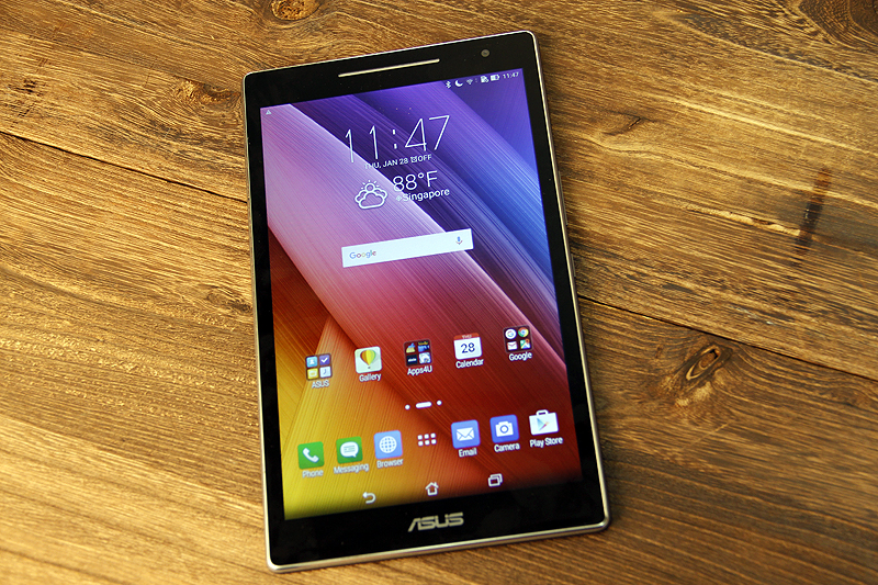 Download and Install Official LineageOS 14 1 on Asus ZenPad 8