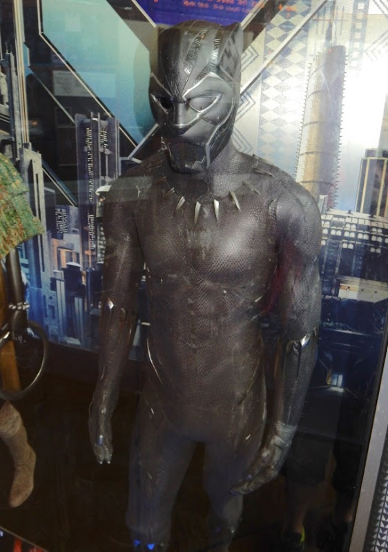 Black Panther film costume
