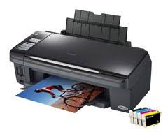 ink colouring cartridge in addition to a rapid impress speeds of  Epson Stylus CX7300 Driver Downloads