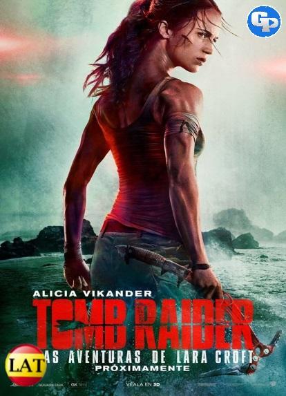 Tomb Raider: Las Aventuras de Lara Croft (2018) LATINO