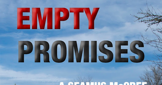 Empty Promises Blog Tour (+ Name a Character in James' Next Book!)