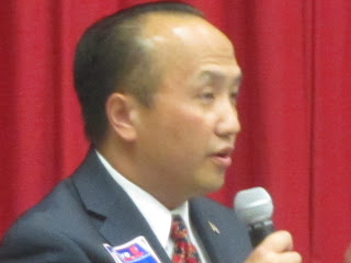Mayor Steve Ly