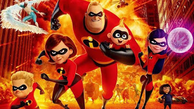 Download Film The Incredibles 2 (2018)