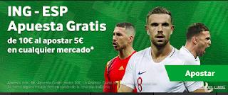 betway Apuesta 5 y llévate 10 Inglaterra vs España 8 septiembre