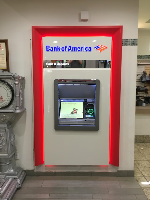 Bank of America now adds ability to withdraw cash from an ATM via Apple Pay. That is Apple Pay can be used to make withdrawals and transfers at Bank of America ATMs without the need for a physical card. This is really cool and only works at some ATMs of Bank of America.