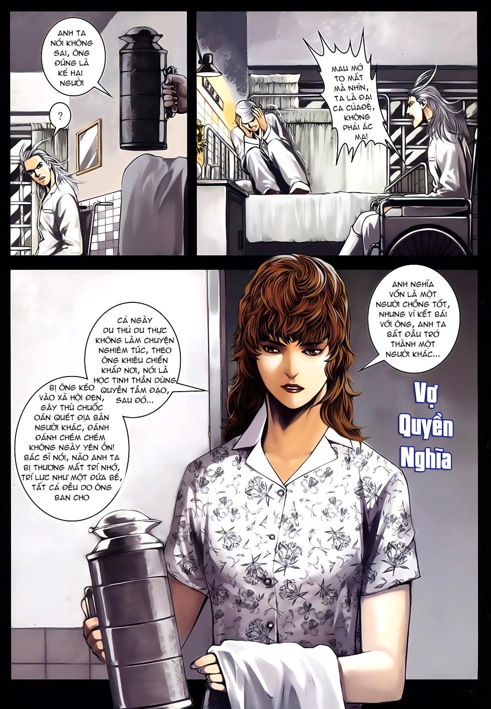 Quyền Đạo chapter 12 - end trang 3