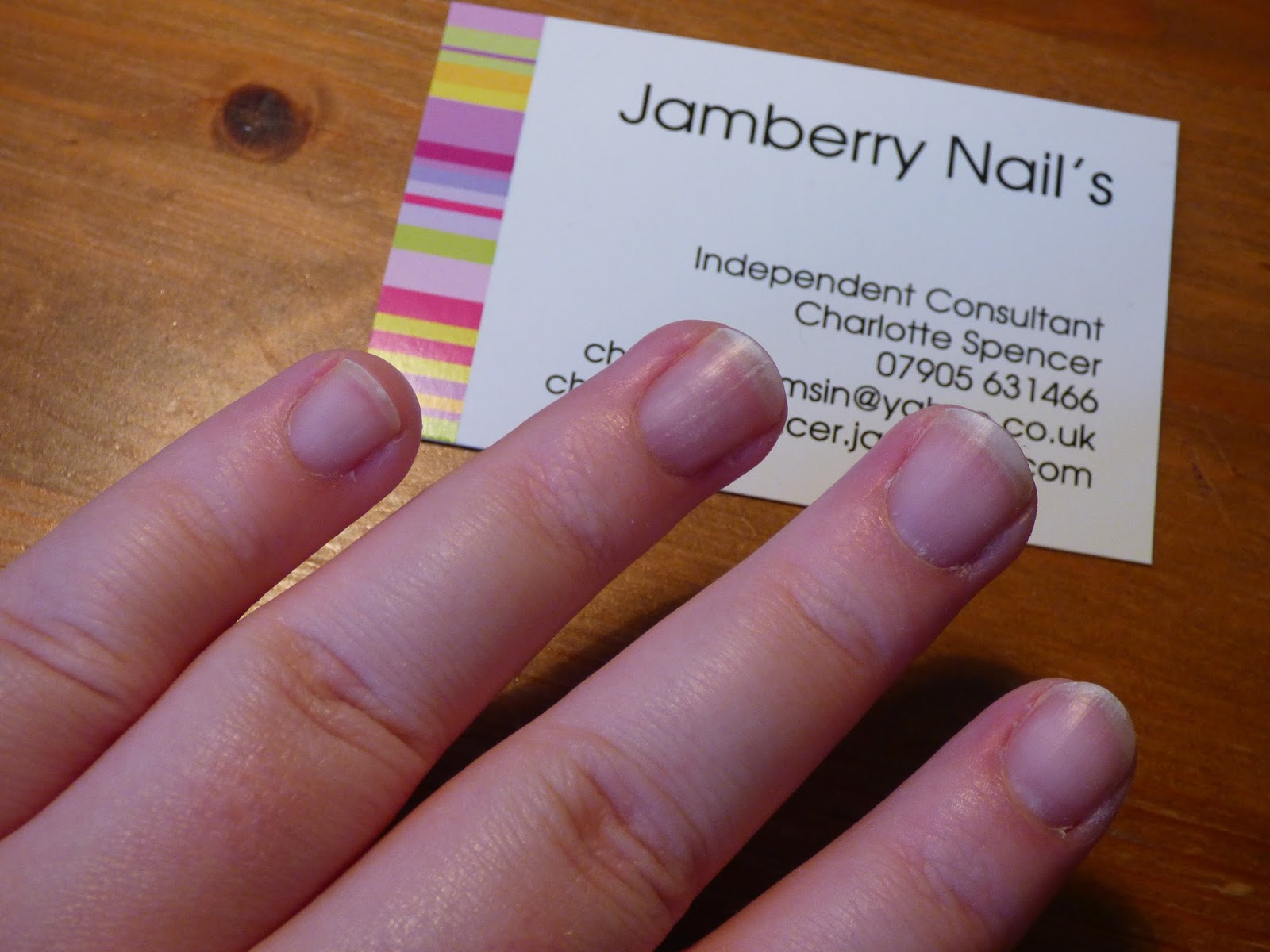 Jelly Rose: I\'m Berry Excited About Jamberry Nails! REVIEW