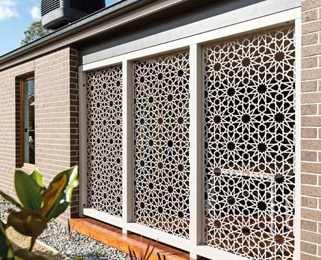 Ornamen Dinding Luar Rumah Minimalis - Situs Properti Indonesia