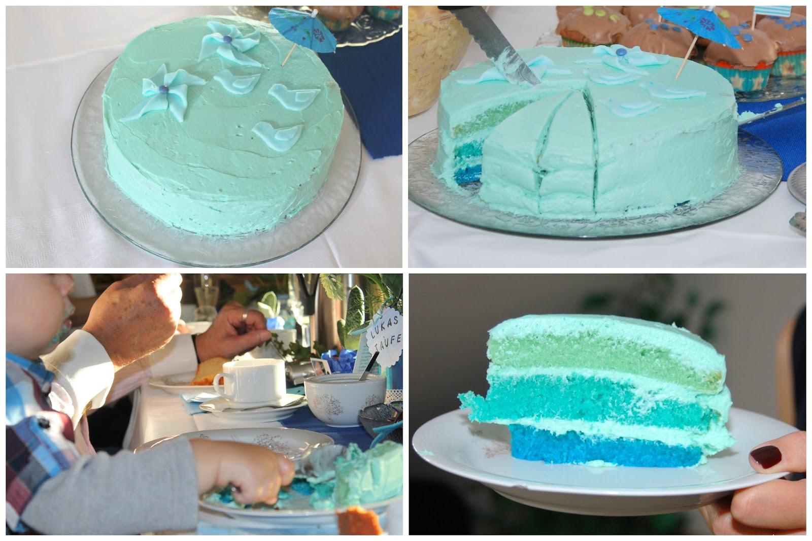 Torte Taufe