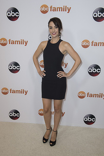 Stitchers actress Allison Scagliotti (Camille Engelson)