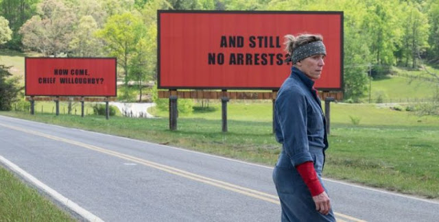 Análise - Três Anúncios Para um Crime