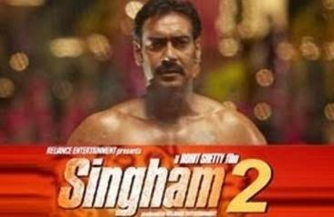 Singham 2 (2014) Watch Now Online Hindi Full Movie Free ...