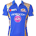 IPL Mumbai Indians 2018-19 Team Squad - Jersey Color Images Photos