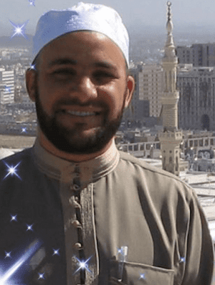 امام مسجد ديزبري مصطفى قراف