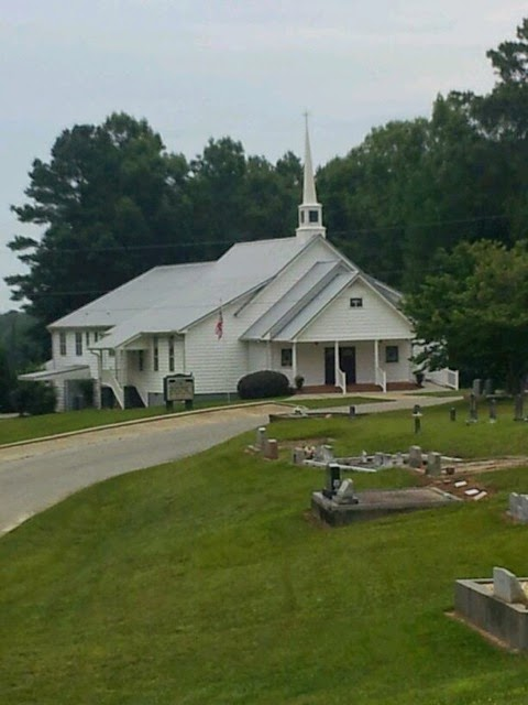 Bethany Baptist Church, Haralson County, GA