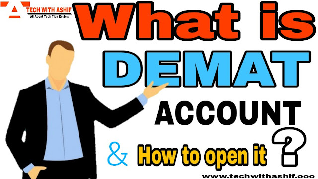 What is a demat account and how to open it?, demat account,
