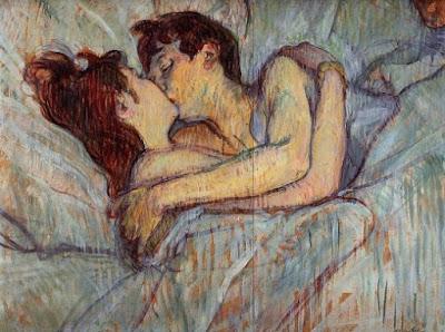 Na Cama - O Beijo