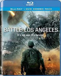 Battle Los Angeles (2011) BluRay 480p 350MB Dual Audio ( Hindi - English ) MKV