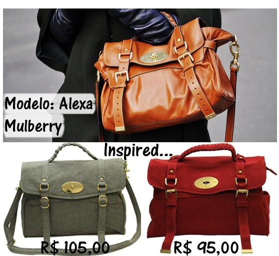 4bc4132ef Caçando Moda: Bolsas: Alexa, Balenciaga e Classic Box!!!