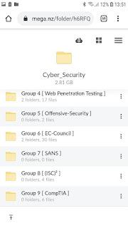 مكتبة تتوفر على كتب البرمجة حماية و الاختراق
