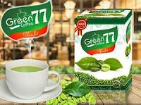 Green Coffee 77 Slimfit Pusaka isi 5 sachet