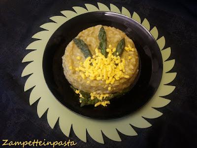 Risotto Mimosa - Ricetta Festa della donna